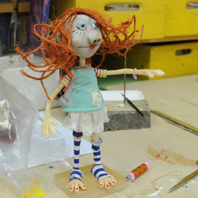 puppets for film animation